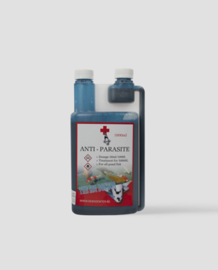 De Koidokter Anti-Parasiet - 1 liter
