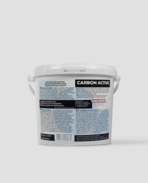 Takazumi Carbon Active - 2,7 kg