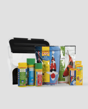 Koi Store Opstartbox Lente, Sera M