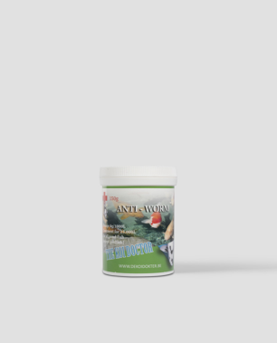 De Koidokter Anti-Worm - 150 gram